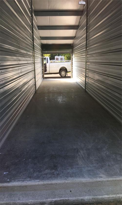 Vermont Self Storage Llc Our Storage Units